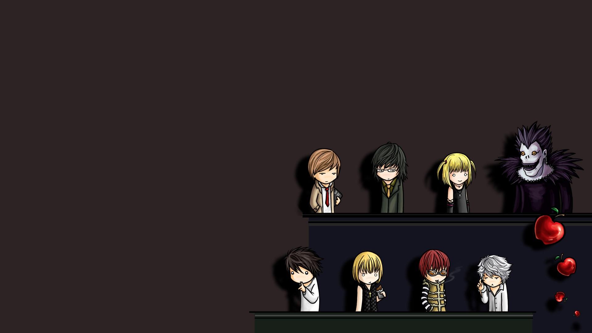 Death Note Full HD Papel de Parede and Planos de Fundo ...