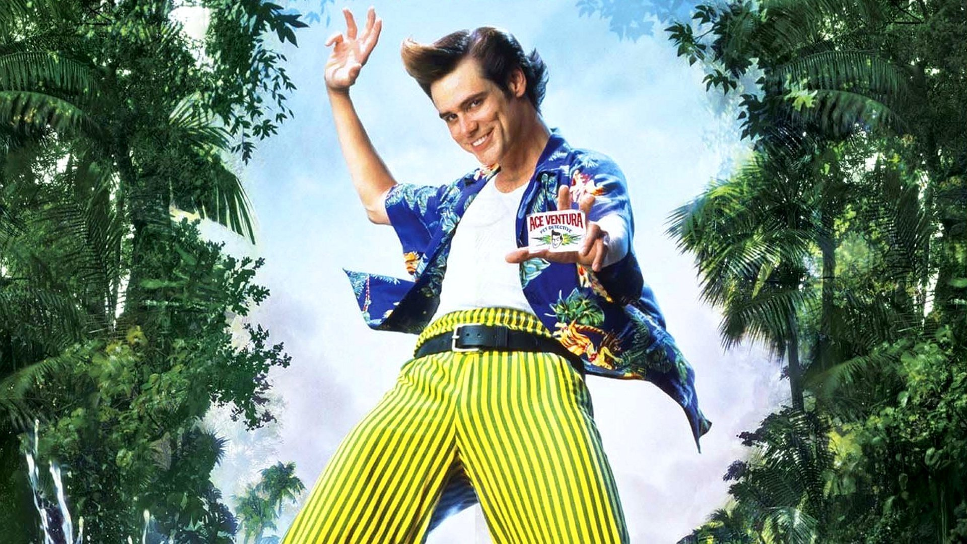 Ace Ventura: When Nature Calls - Official Site - Miramax
