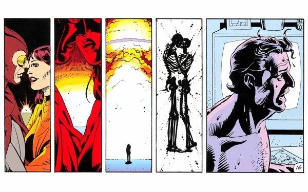 Comics Watchmen Nite Owl Silk Spectre HD Wallpaper | Background Image