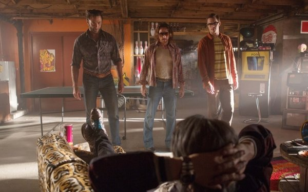 Movie X-Men: Days of Future Past X-Men Logan James Howlett Charles Xavier Hank McCoy Peter Maximoff HD Wallpaper | Background Image