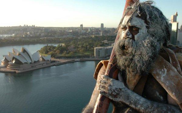 TV Show Discovery: Atlas Aboriginal Australia Sydney Sydney Opera House HD Wallpaper | Background Image