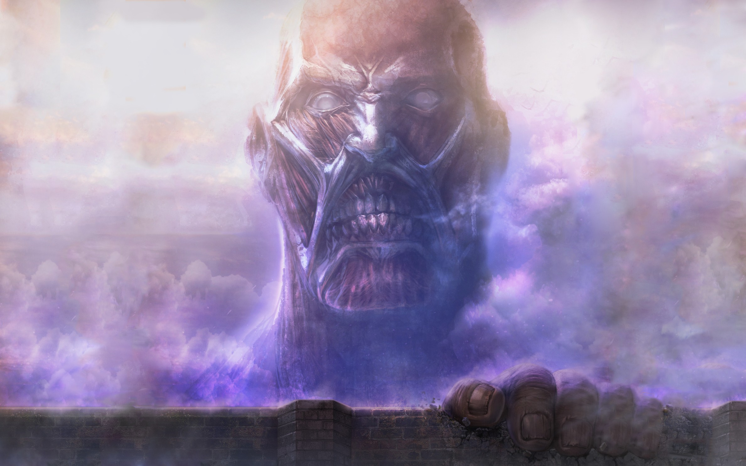 Colossal Titan Full HD Wallpaper and Background ...