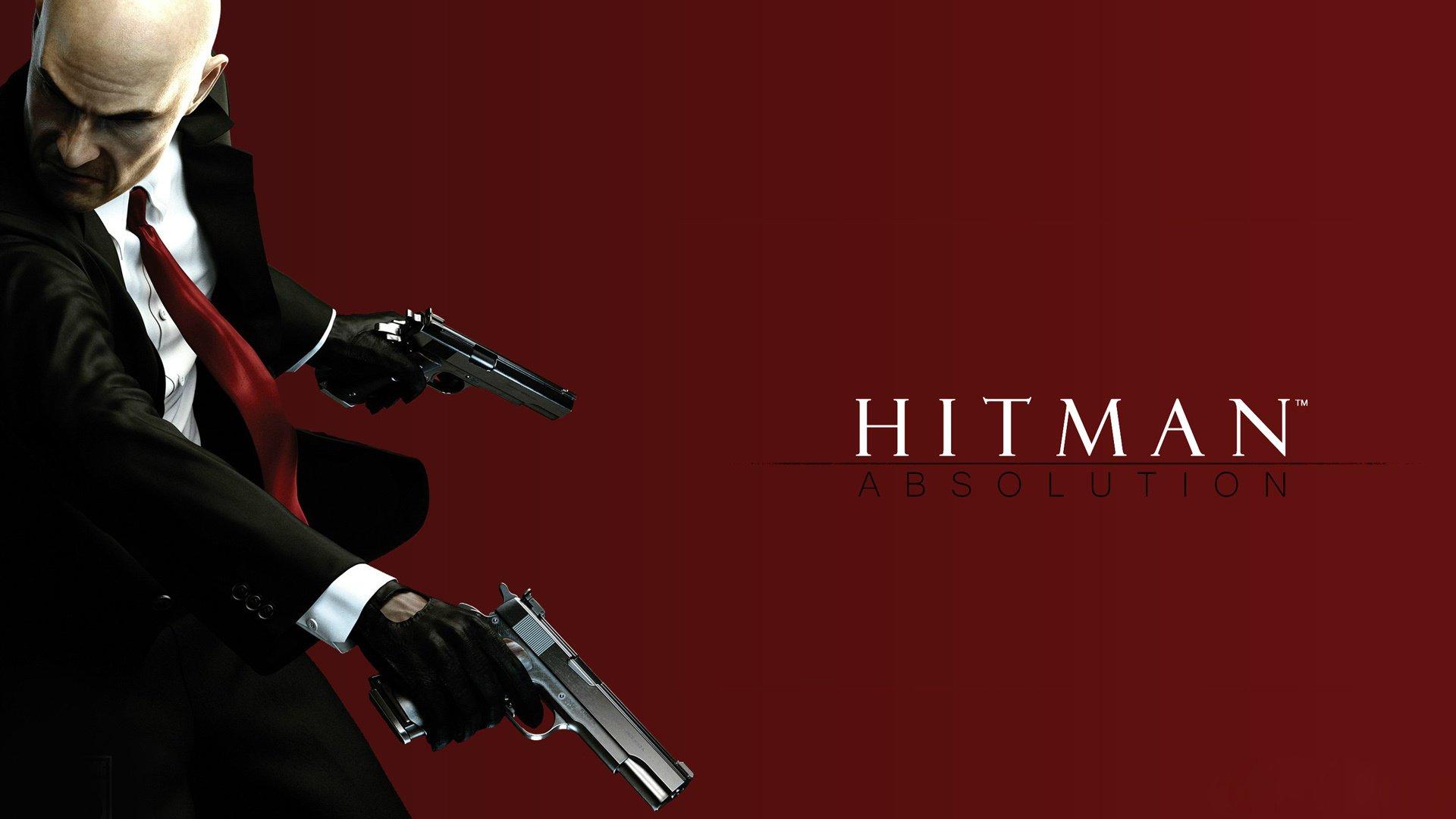 Hitman Absolution Wallpaper Hd Wallpaper Background Image