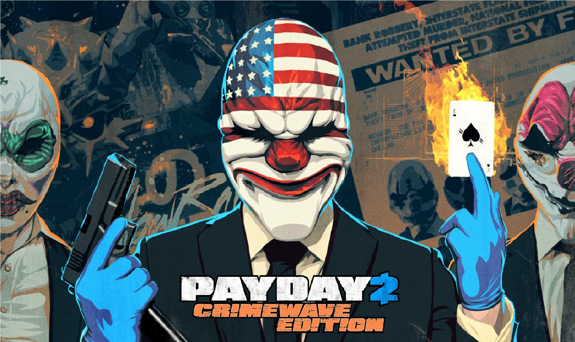 93 Payday 2 Hd Wallpapers Background Images Wallpaper Abyss