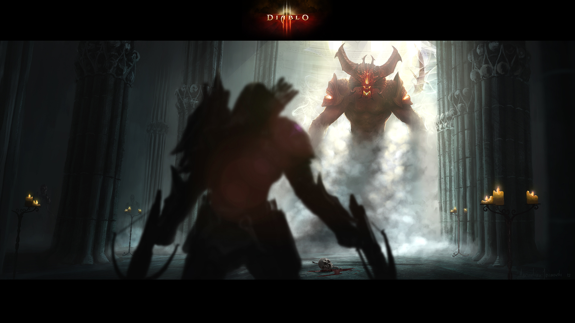 Diablo III Full HD Wallpaper And Background Image