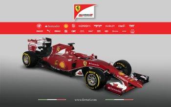 1 2015 Scuderia Ferrari Formula 1 Fondos De Pantalla Hd
