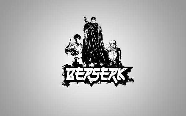 Anime Berserk Casca Guts Griffith HD Wallpaper | Background Image