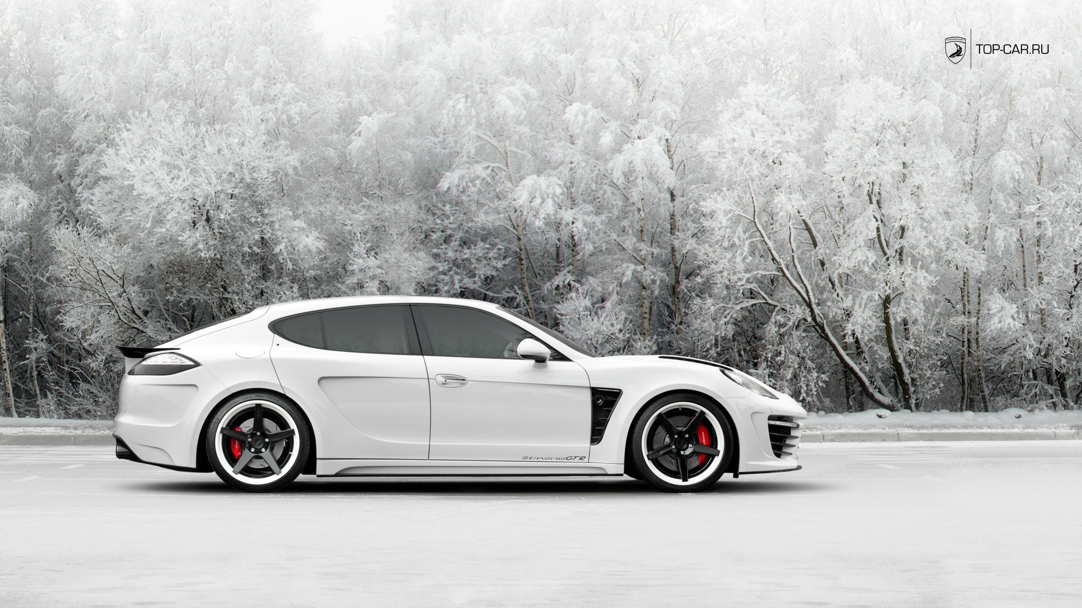 Porsche Panamera Fondo De Pantalla Hd Fondo De Escritorio