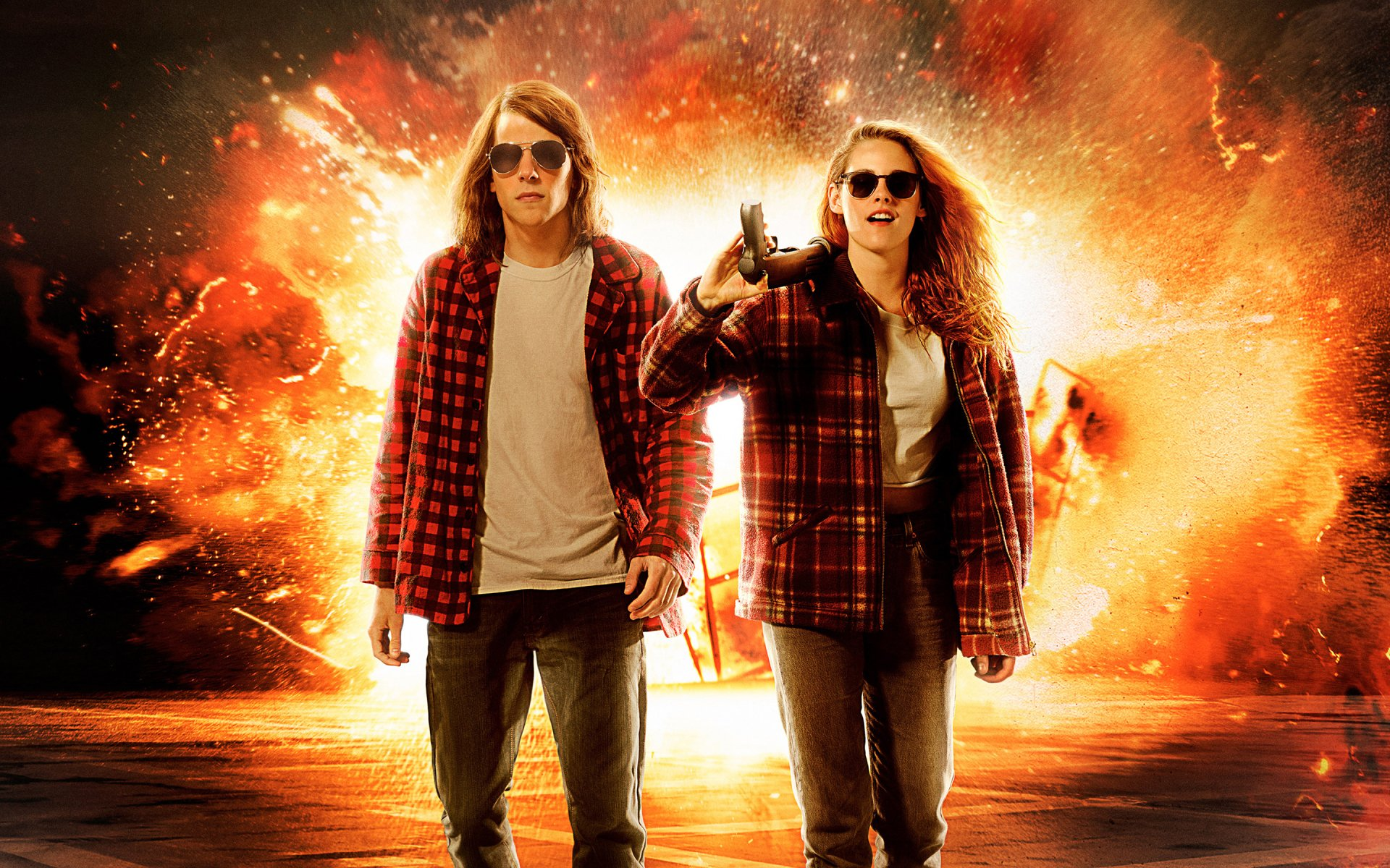 Movie - American Ultra  Kristen Stewart Wallpaper