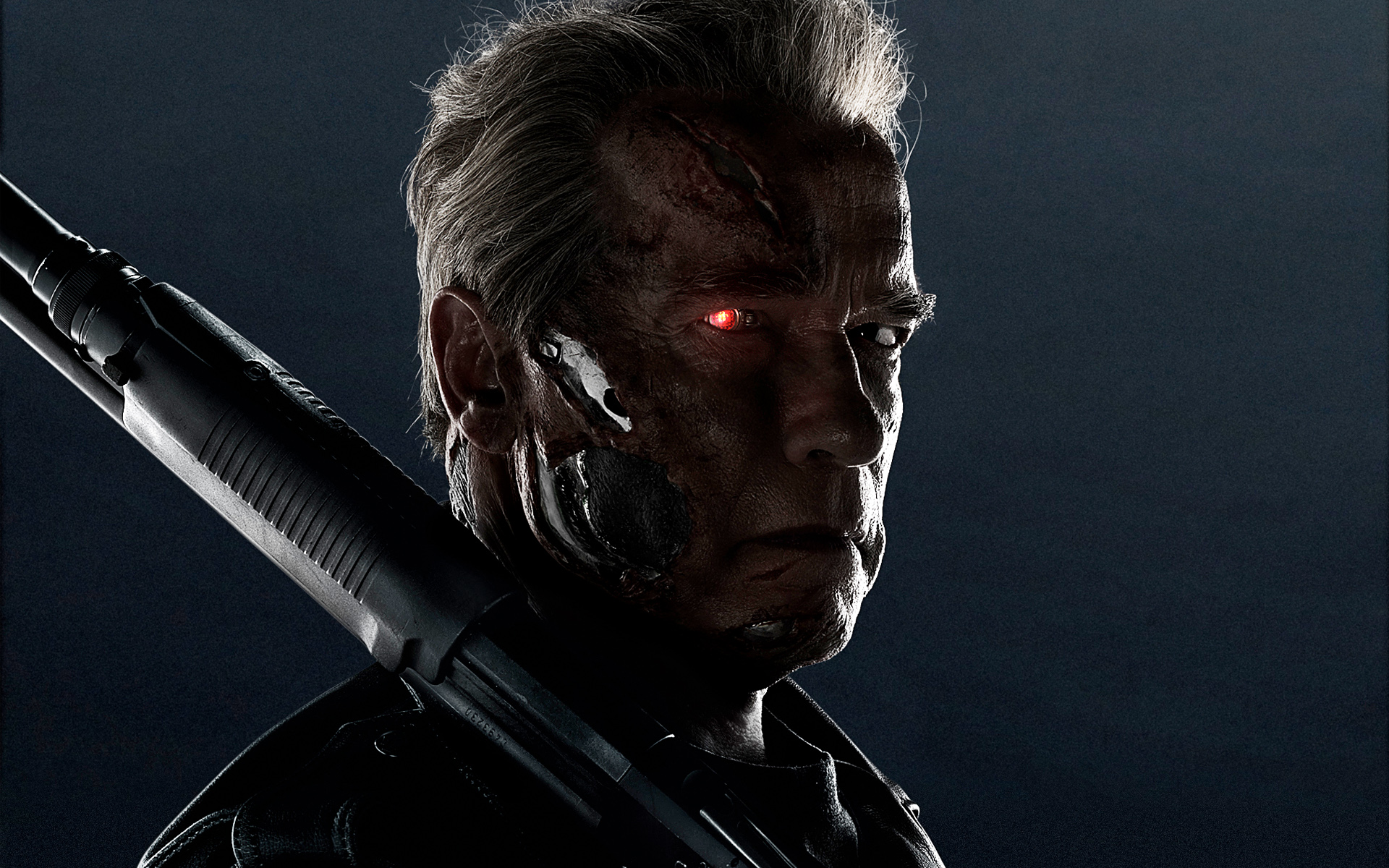 Terminator Genisys Full HD Wallpaper And Background Image