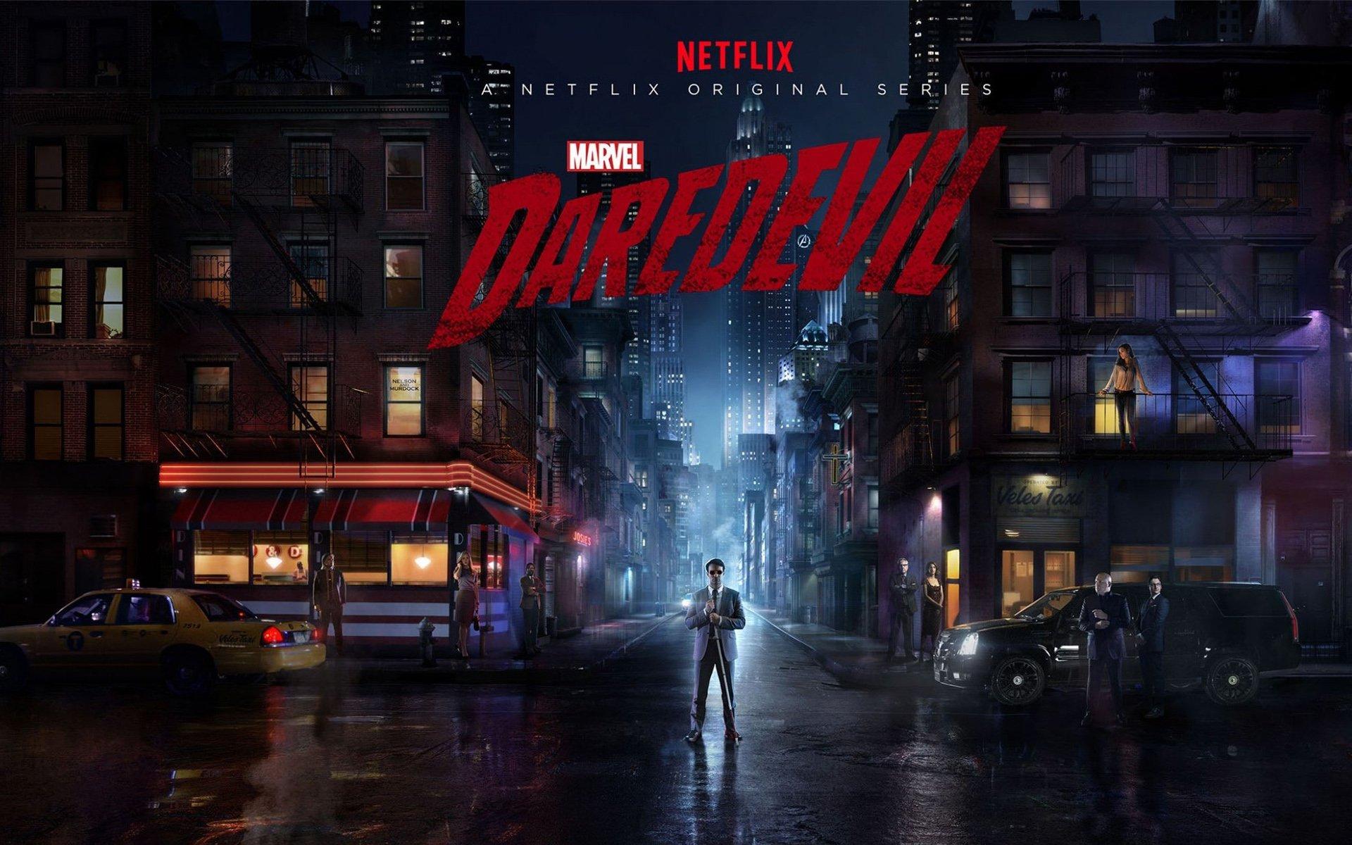 37 Daredevil HD Wallpapers