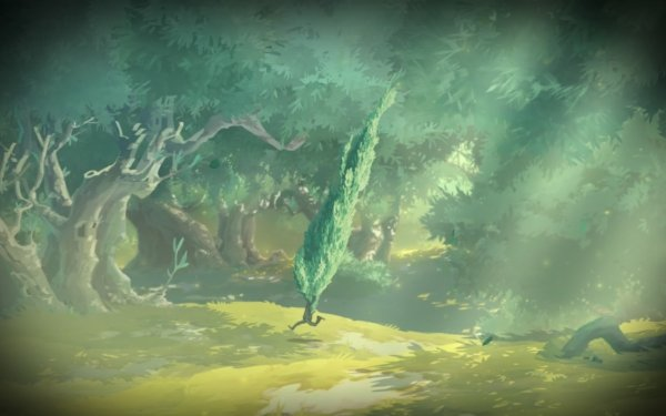 Video Game Rayman Legends Rayman Tree Running HD Wallpaper | Background Image