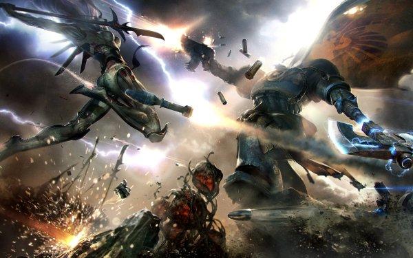 Video Game Warhammer 40K Warhammer HD Wallpaper | Background Image