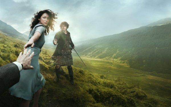TV Show Outlander Caitriona Balfe HD Wallpaper | Background Image