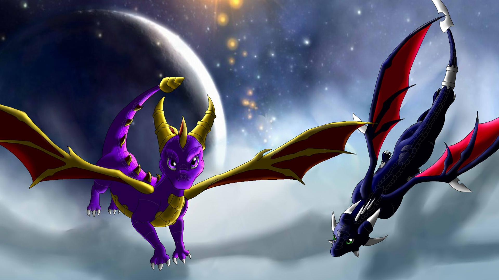 1 the legend of spyro a new beginning hd wallpapers - Spyro wallpaper ...