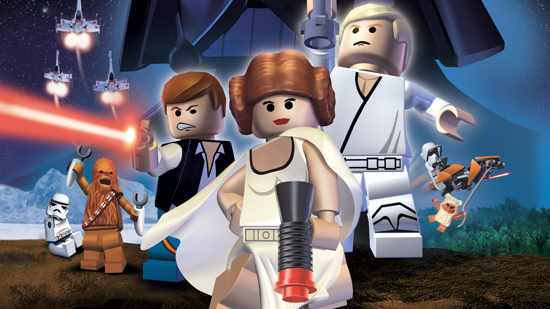 4 Lego Star Wars Ii The Original Trilogy Hd Wallpapers