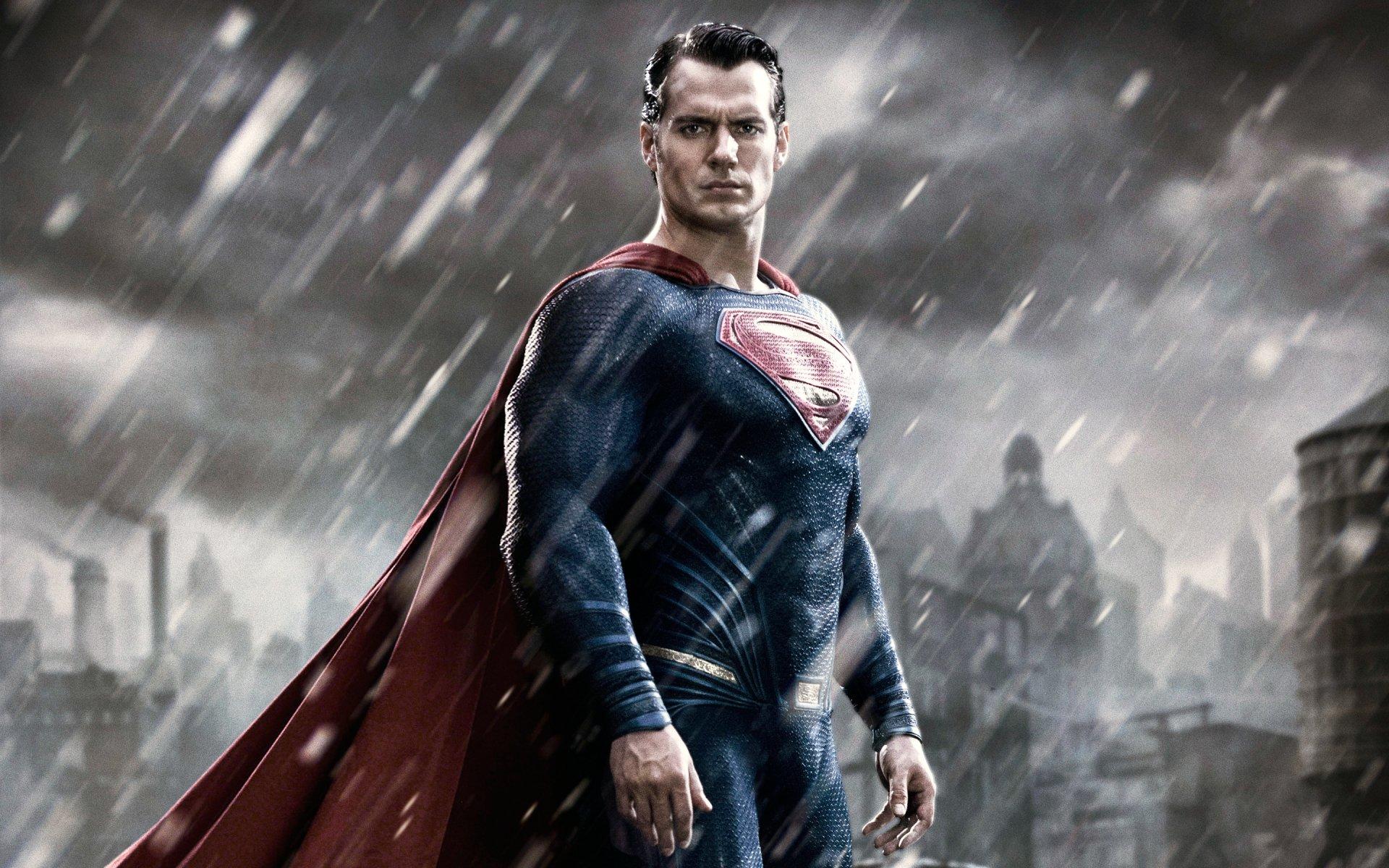 Movie - Batman v Superman: Dawn of Justice  Superman Wallpaper