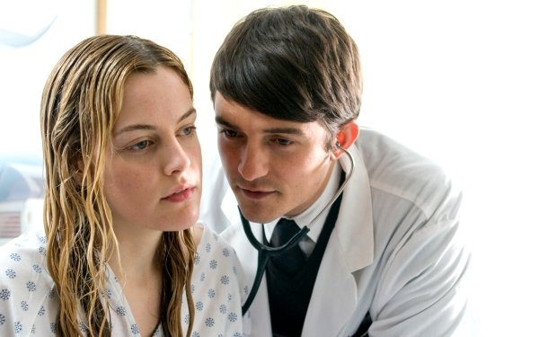 Movie The Good Doctor Orlando Bloom Riley Keough HD Wallpaper   Background Image