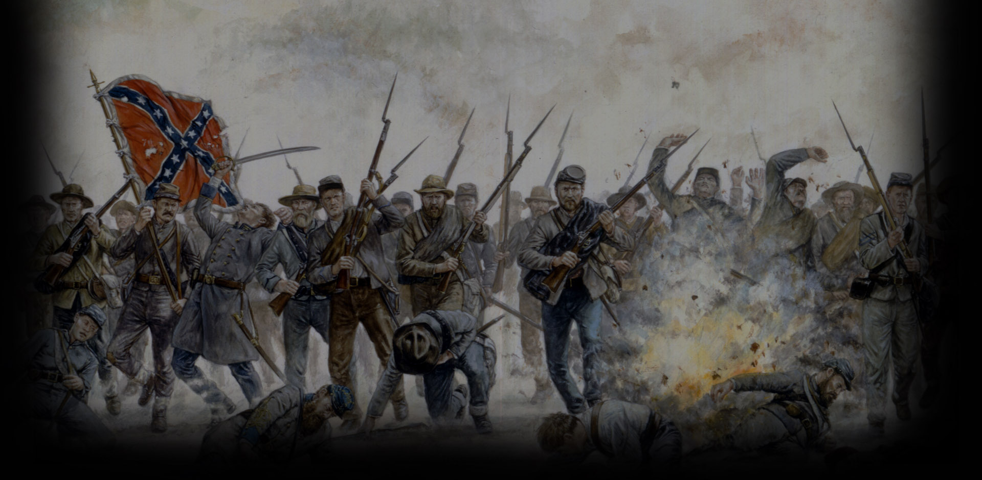 civil war battlefield wallpaper - photo #5