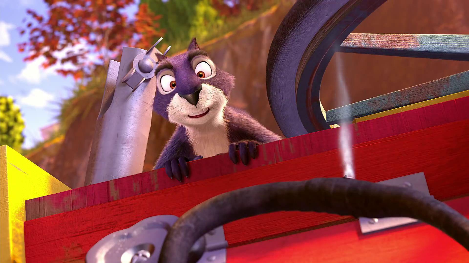 The Nut Job Movie Wallpaper The Nut Job Full HD Wa...