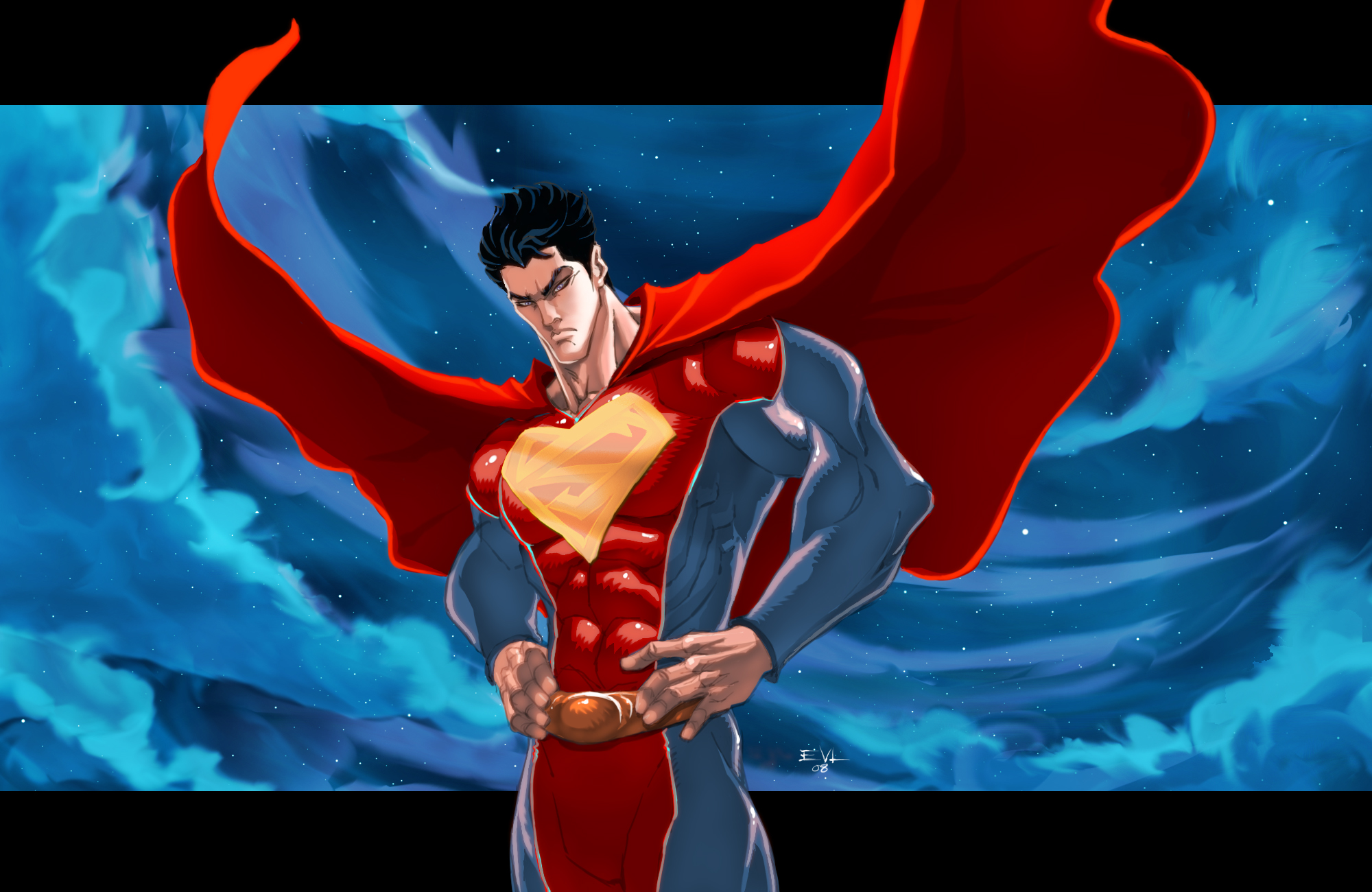 superman comic art wallpaper - photo #26