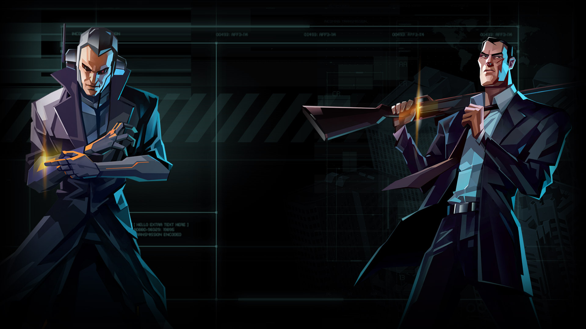 Invisible Inc Full HD Wallpaper And Background Image