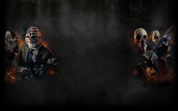 Video Game Payday: The Heist Payday HD Wallpaper | Background Image