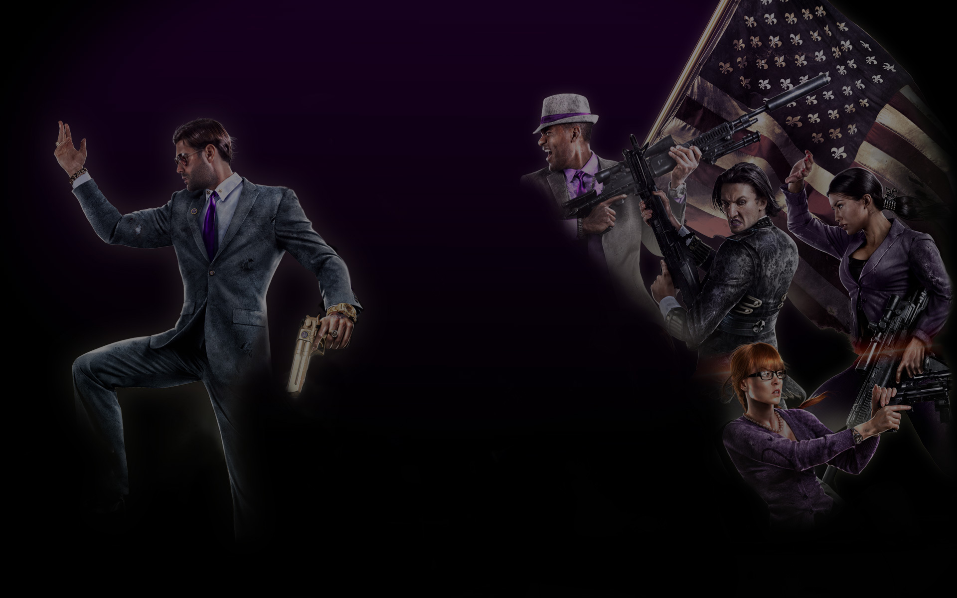Saints Row 4 Wallpapers: Saints Row IV Full HD Wallpaper And Background Image