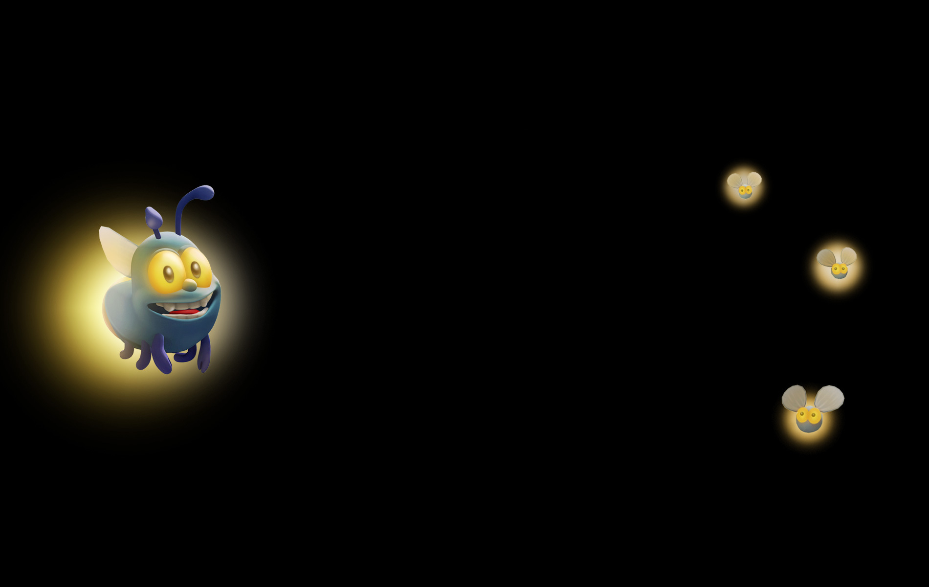 videospel shiny the firefly wallpaper