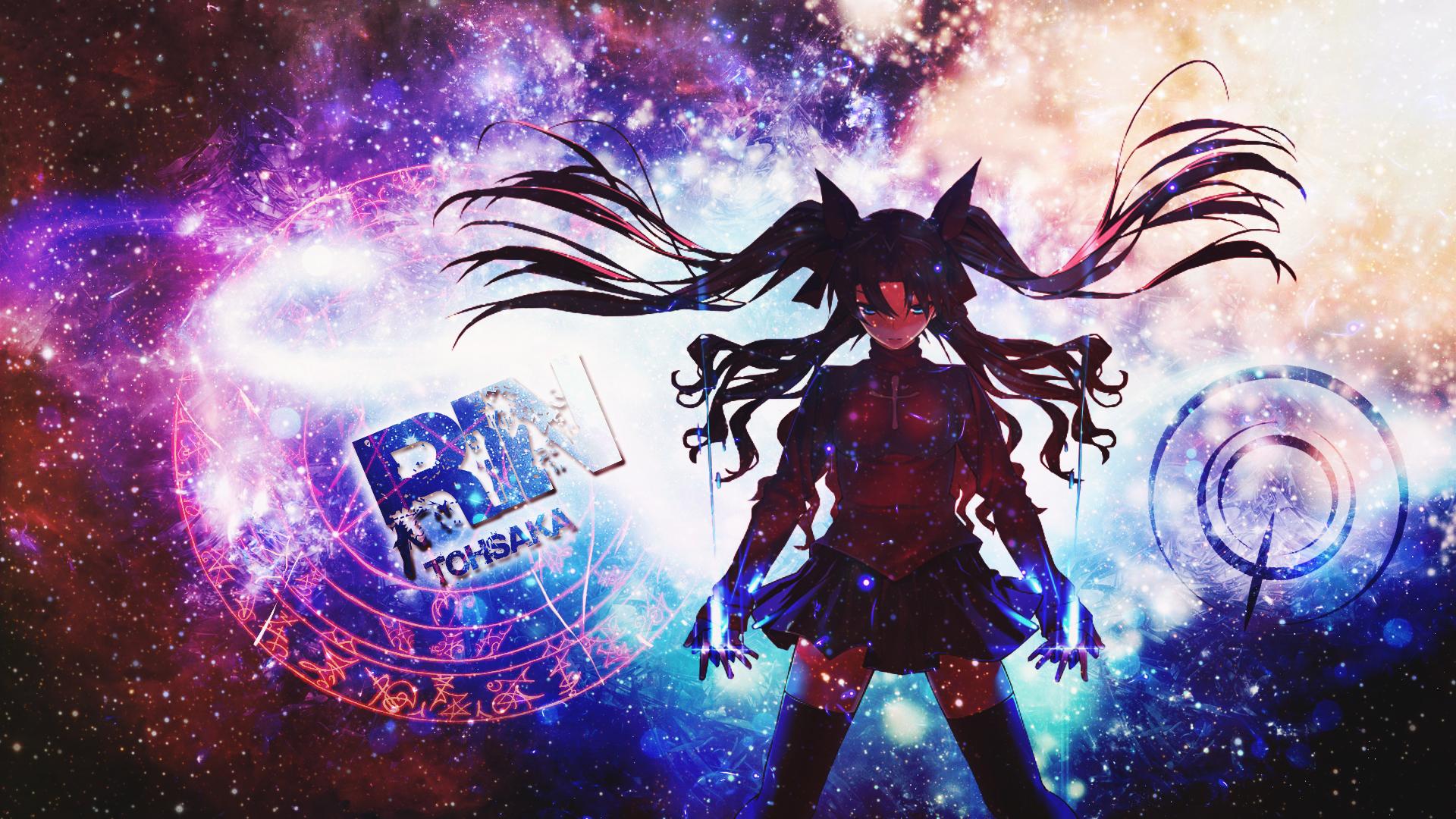 Fatestay Night Unlimited Blade Works Fondo De Pantalla Hd