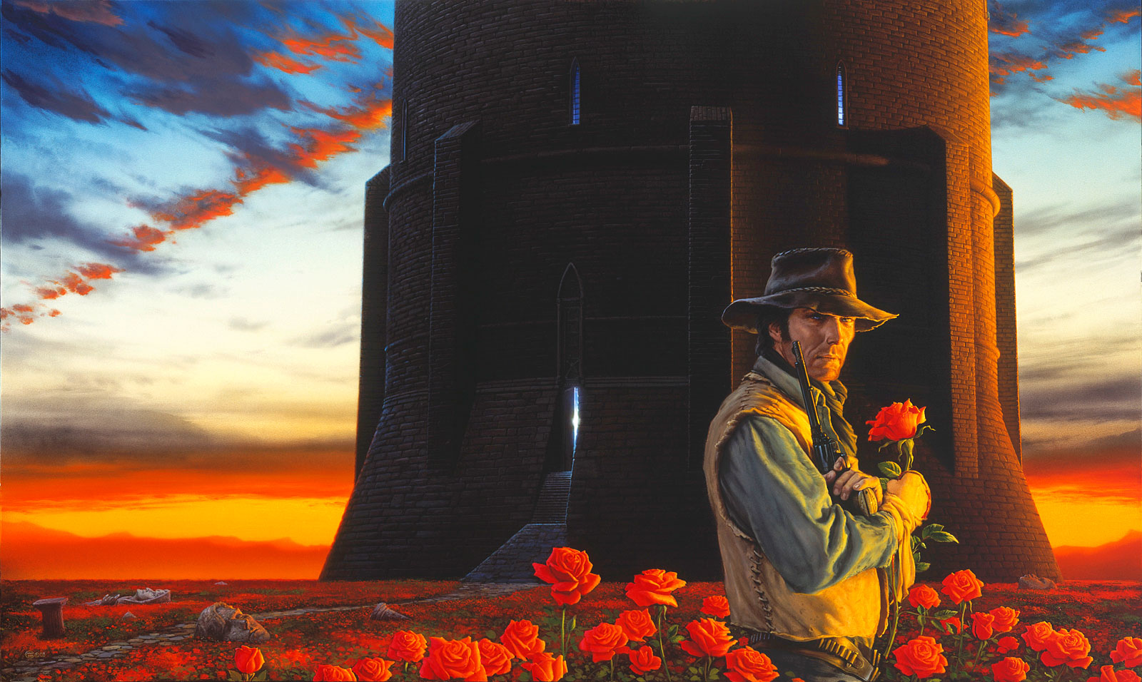 The Dark Tower Wallpaper and Background Image | 1600x956 ...