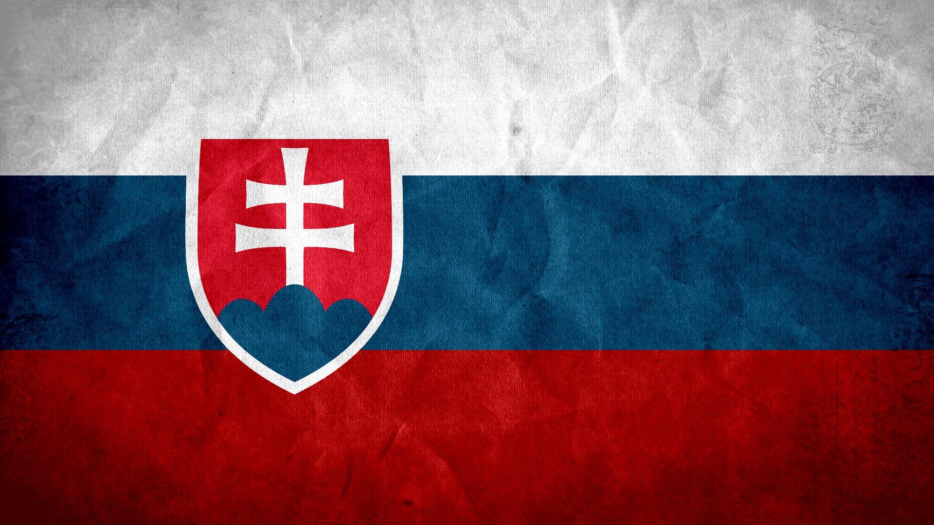 2 Flag Of Slovakia HD Wallpapers