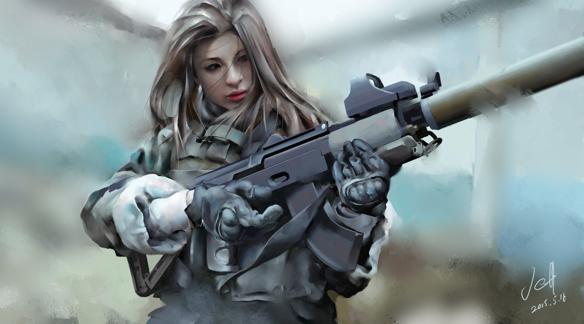from Giovanni sexy naked girls with guns hd wallpapers