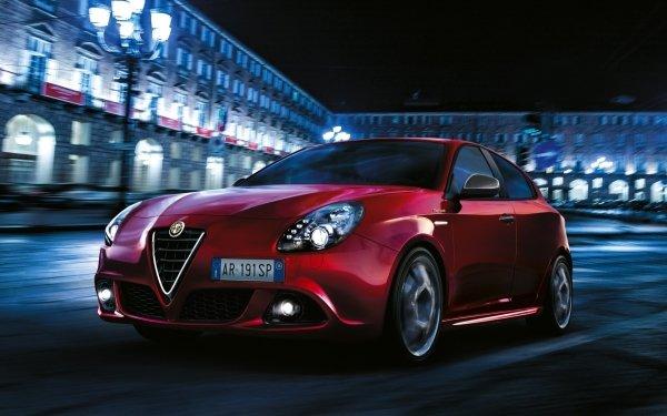 Vehicles Alfa Romeo Giulietta  Alfa Romeo Alfa Romeo Giulietta Sprint HD Wallpaper | Background Image