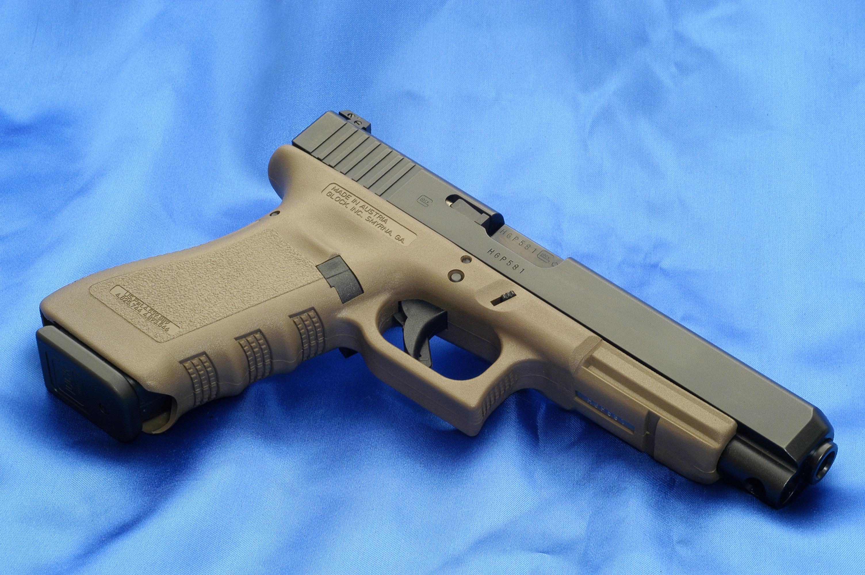 Glock pistol hd wallpaper background image 3008x2000 - Glock wallpaper ...