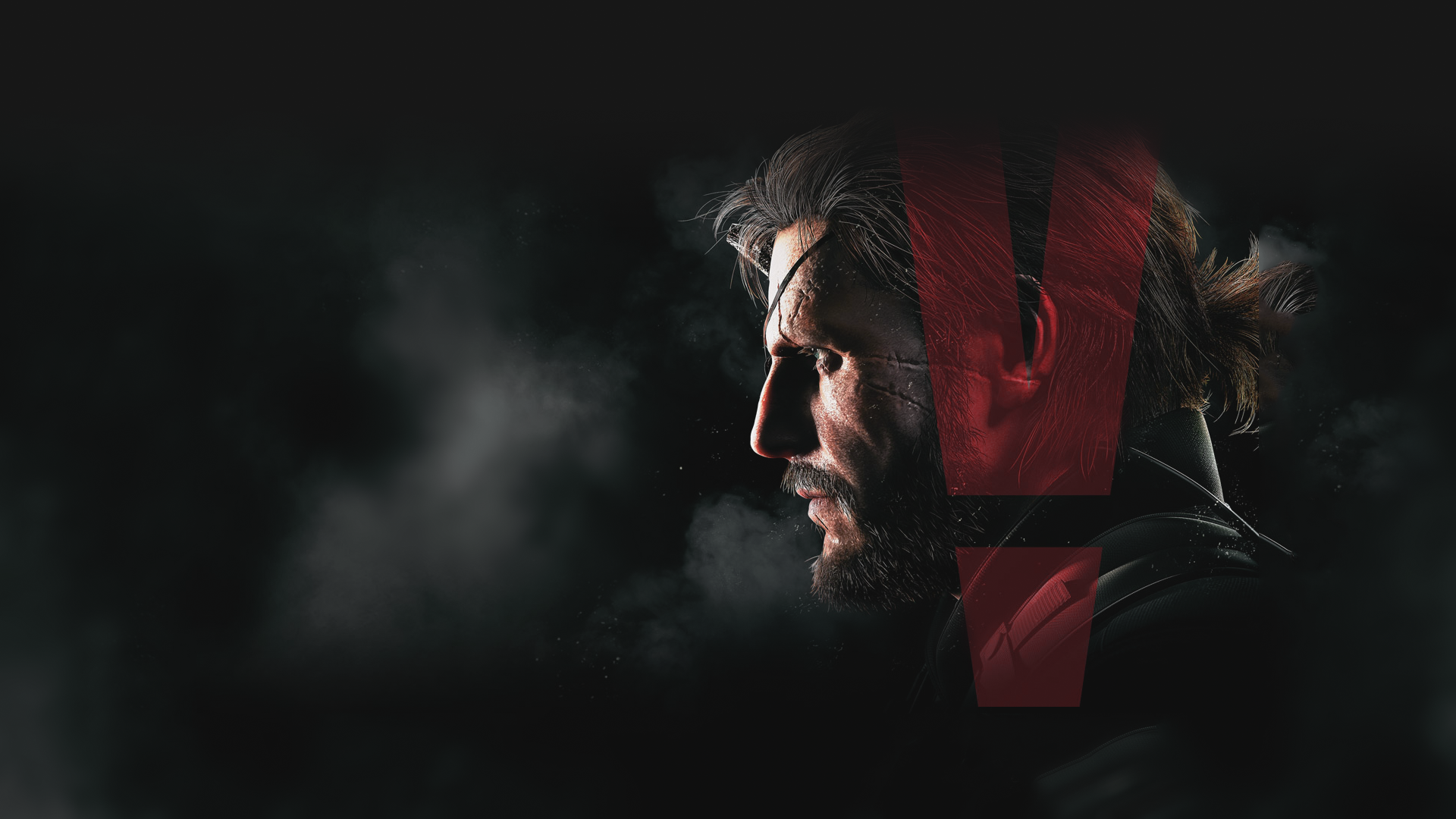 Metal Gear Solid V The Phantom Pain Wallpaper Fondo De