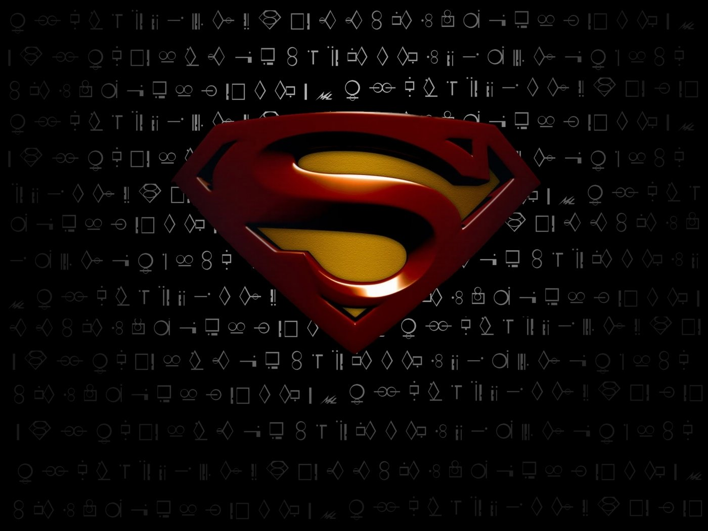 70 superman logo hd wallpapers | background images - wallpaper abyss