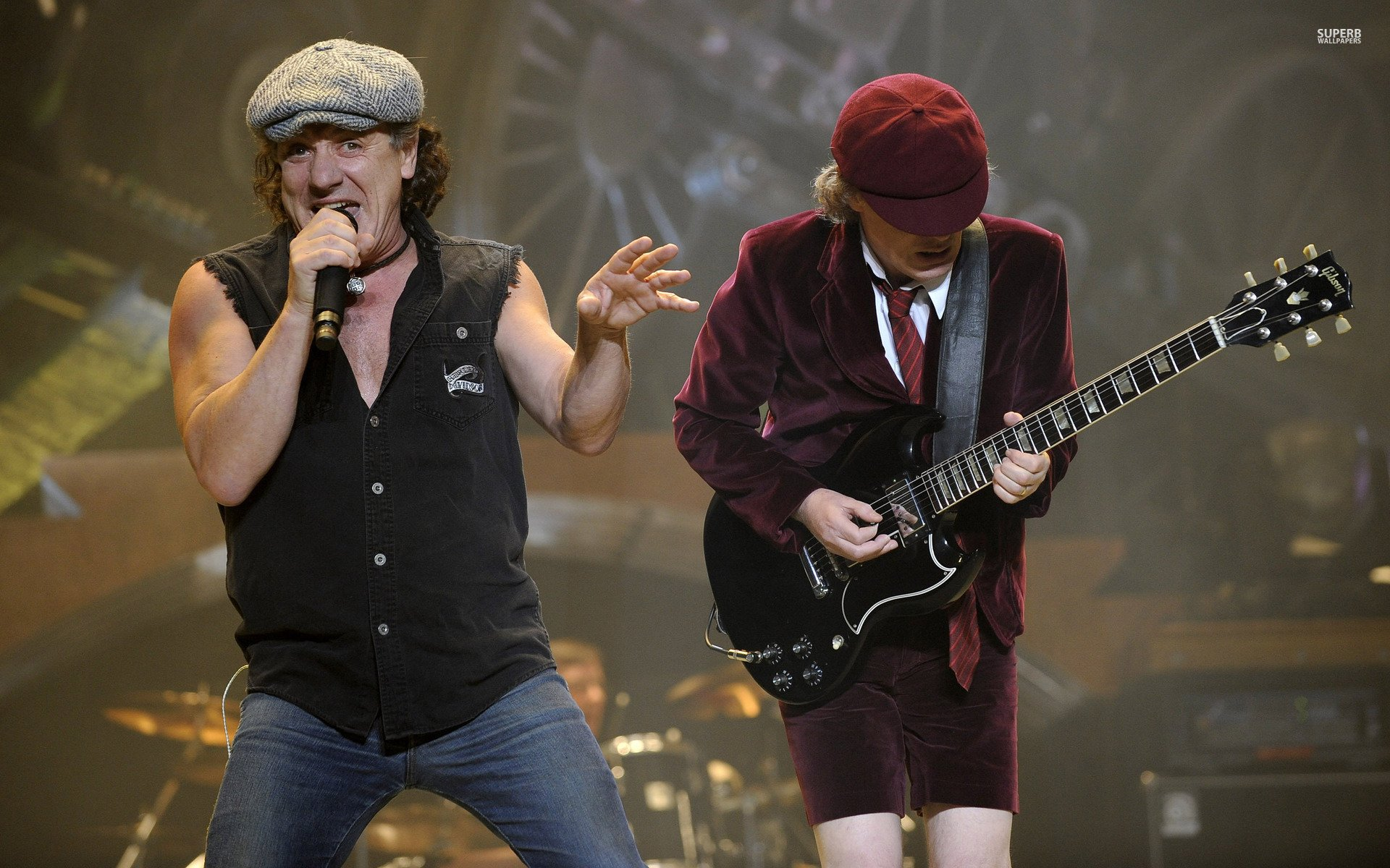 Music - AC/DC  Heavy Metal Wallpaper