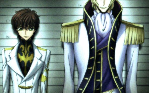 Anime Code Geass Lelouch Lamperouge Clovis la Britannia HD Wallpaper   Background Image