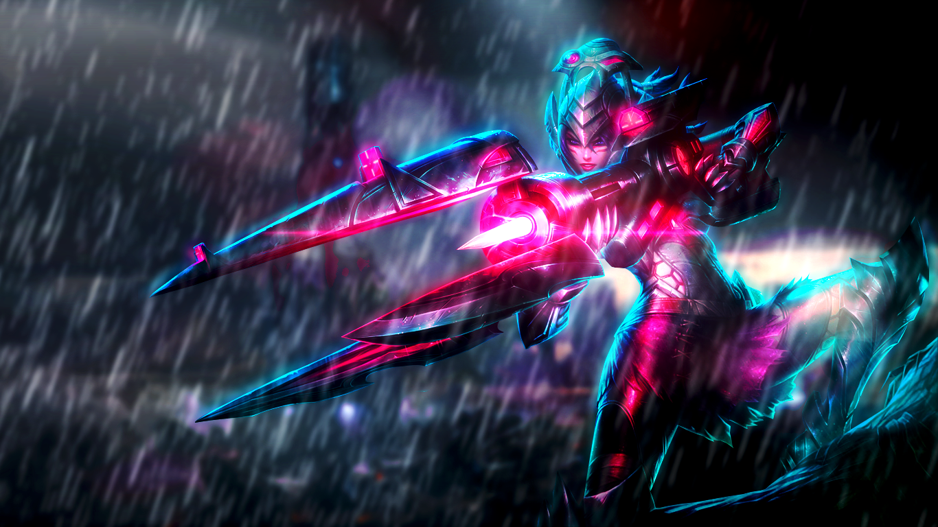 League of Legends Wallpaper and Background | 1366x768 | ID ...