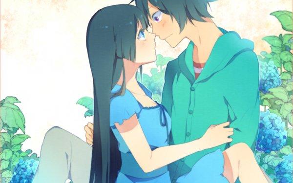 Anime Sankarea Rea Sanka Chihiro Furuya HD Wallpaper | Background Image