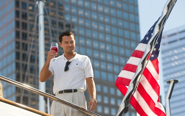 Movie The Wolf of Wall Street Leonardo Dicaprio Jordan Belfort HD Wallpaper | Background Image