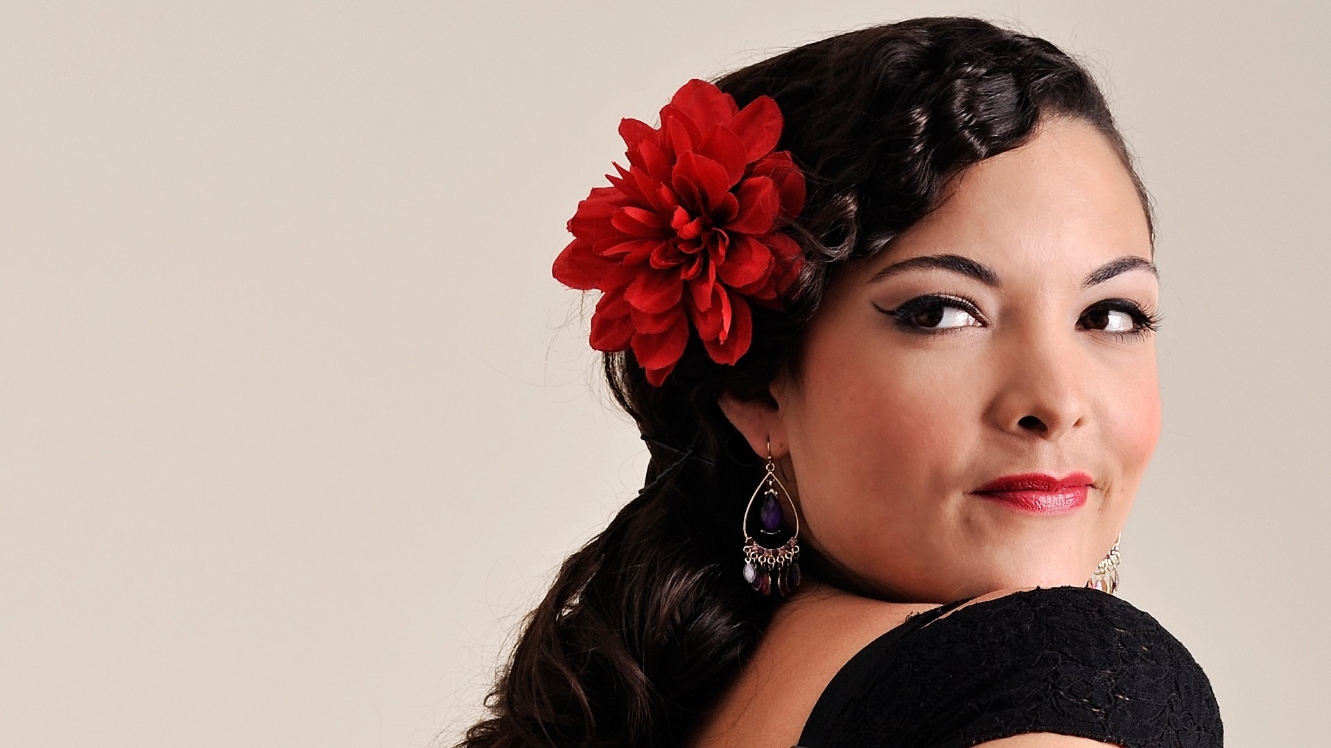 Caro Emerald HD Wallpaper | Background Image | 1920x1080