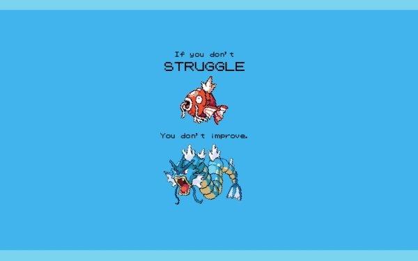 Video Game Pokémon Magikarp Gyarados HD Wallpaper | Background Image