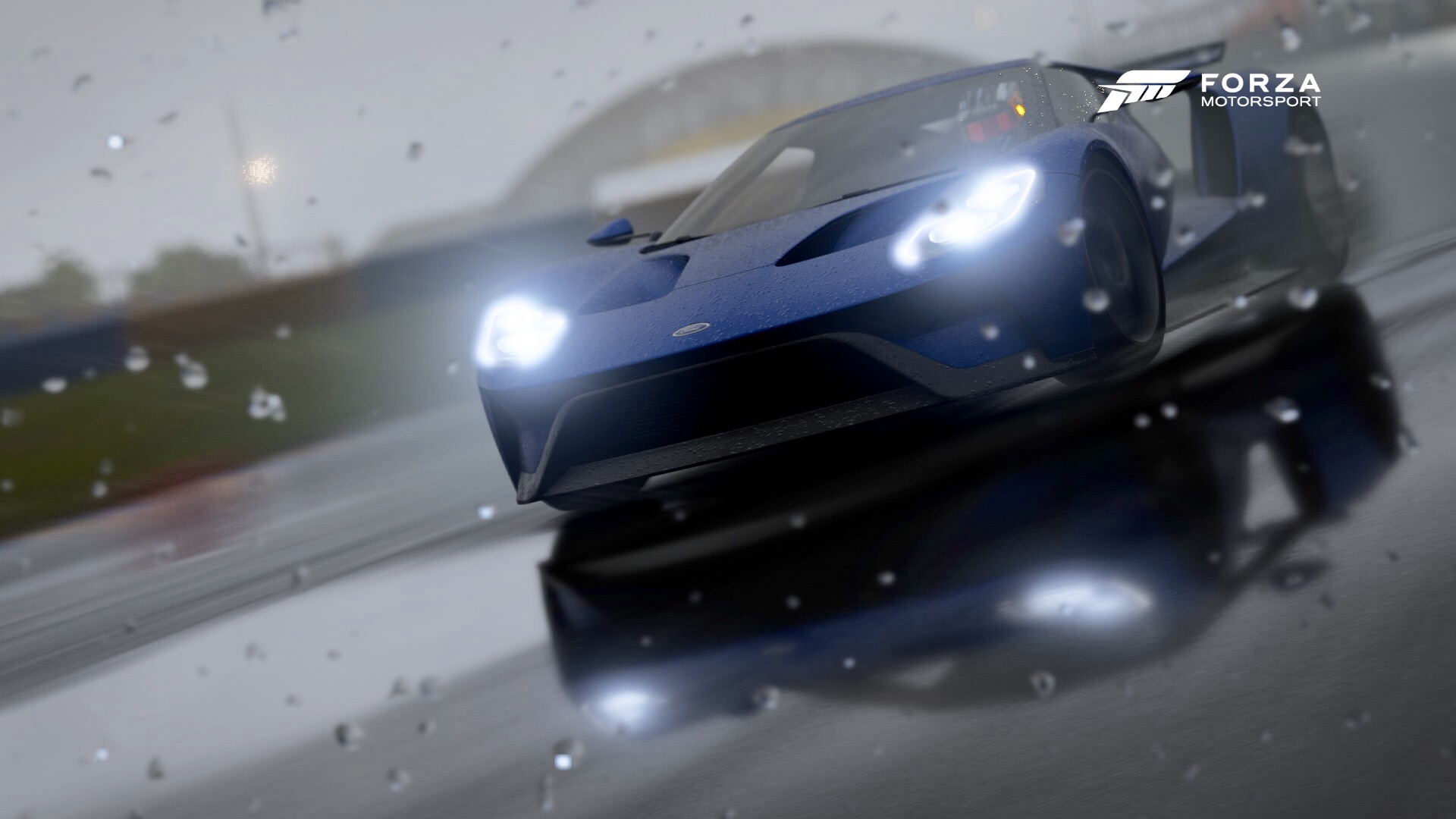 Forza Motorsport 6 HD Wallpaper