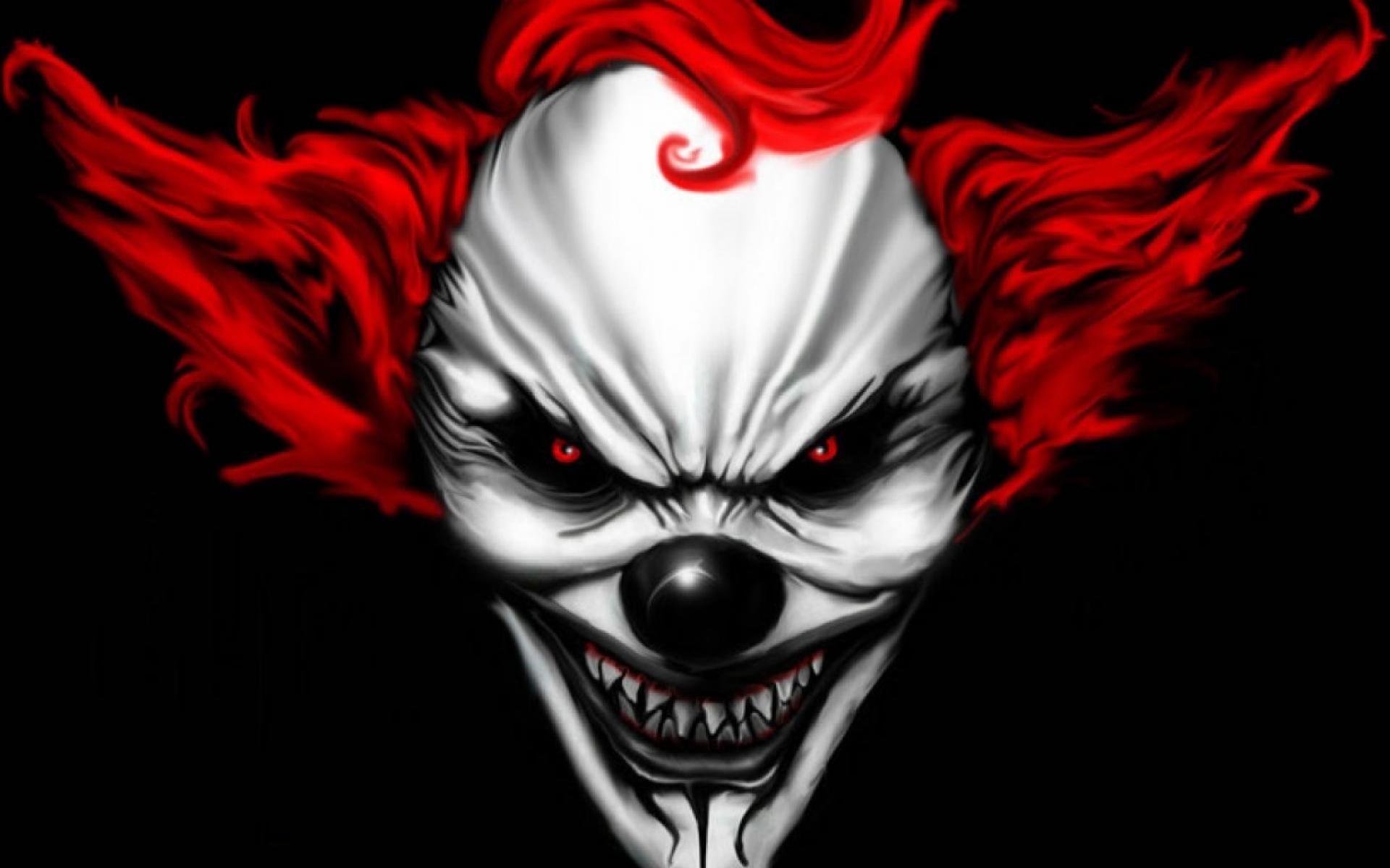 Pennywise Hintergrund: Evil Clown HD Wallpaper