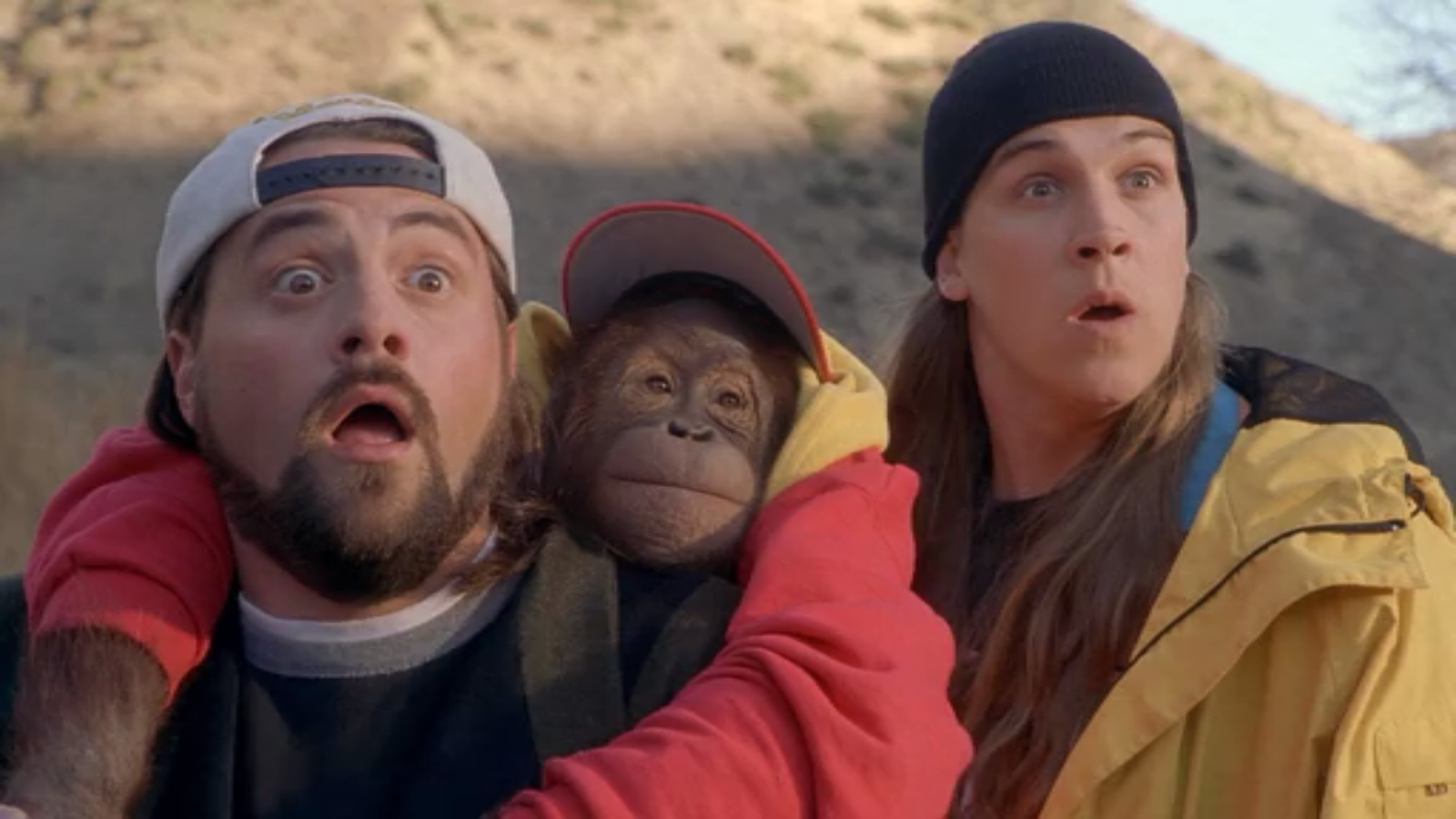 Jay And Silent Bob Strike Back Wallpaper And Background Image