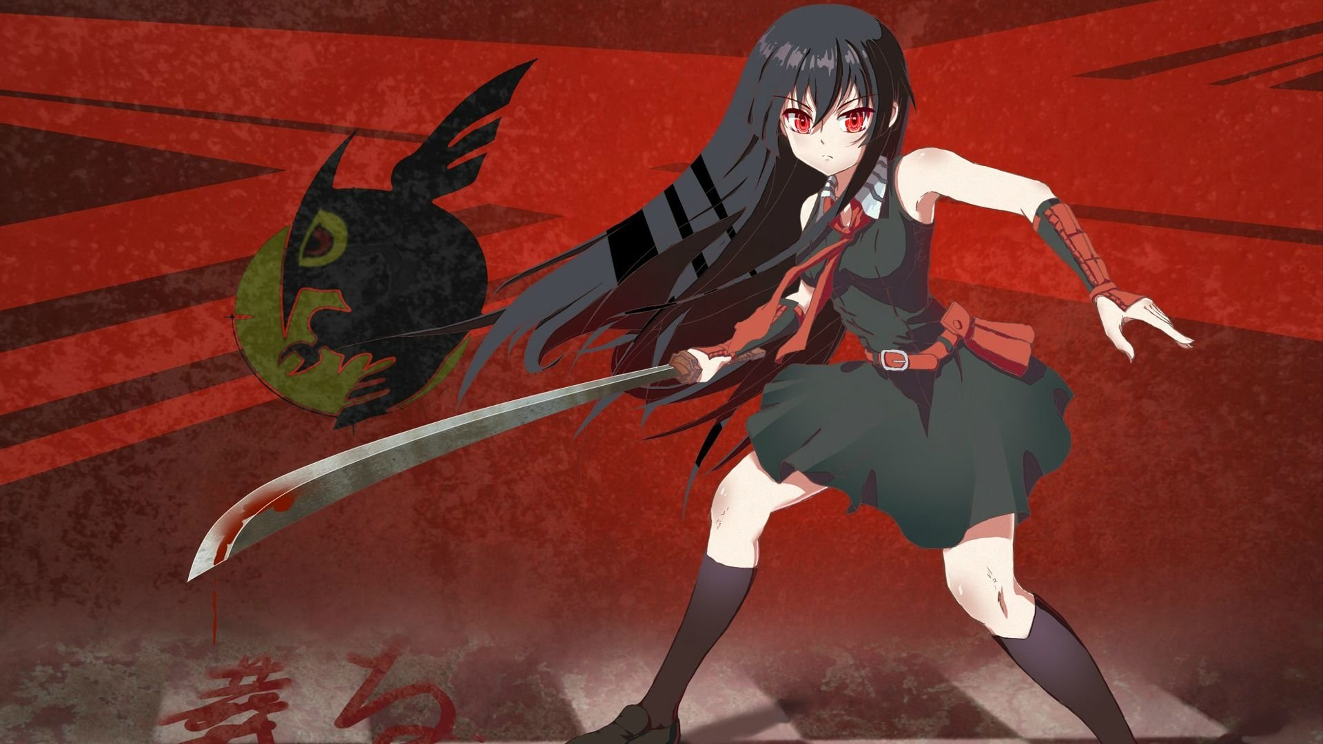 akame ga kill  full hd wallpaper and background