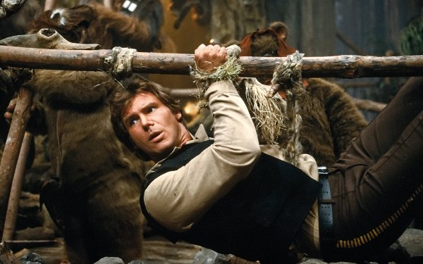 Movie Star Wars Han Solo Harrison Ford HD Wallpaper   Background Image