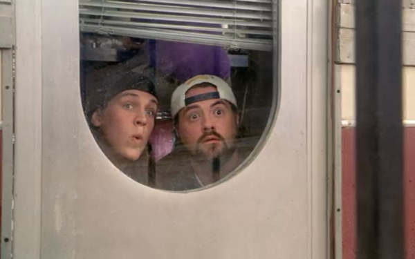 Movie Jay And Silent Bob Strike Back Jason Mewes Kevin Smith HD Wallpaper | Background Image